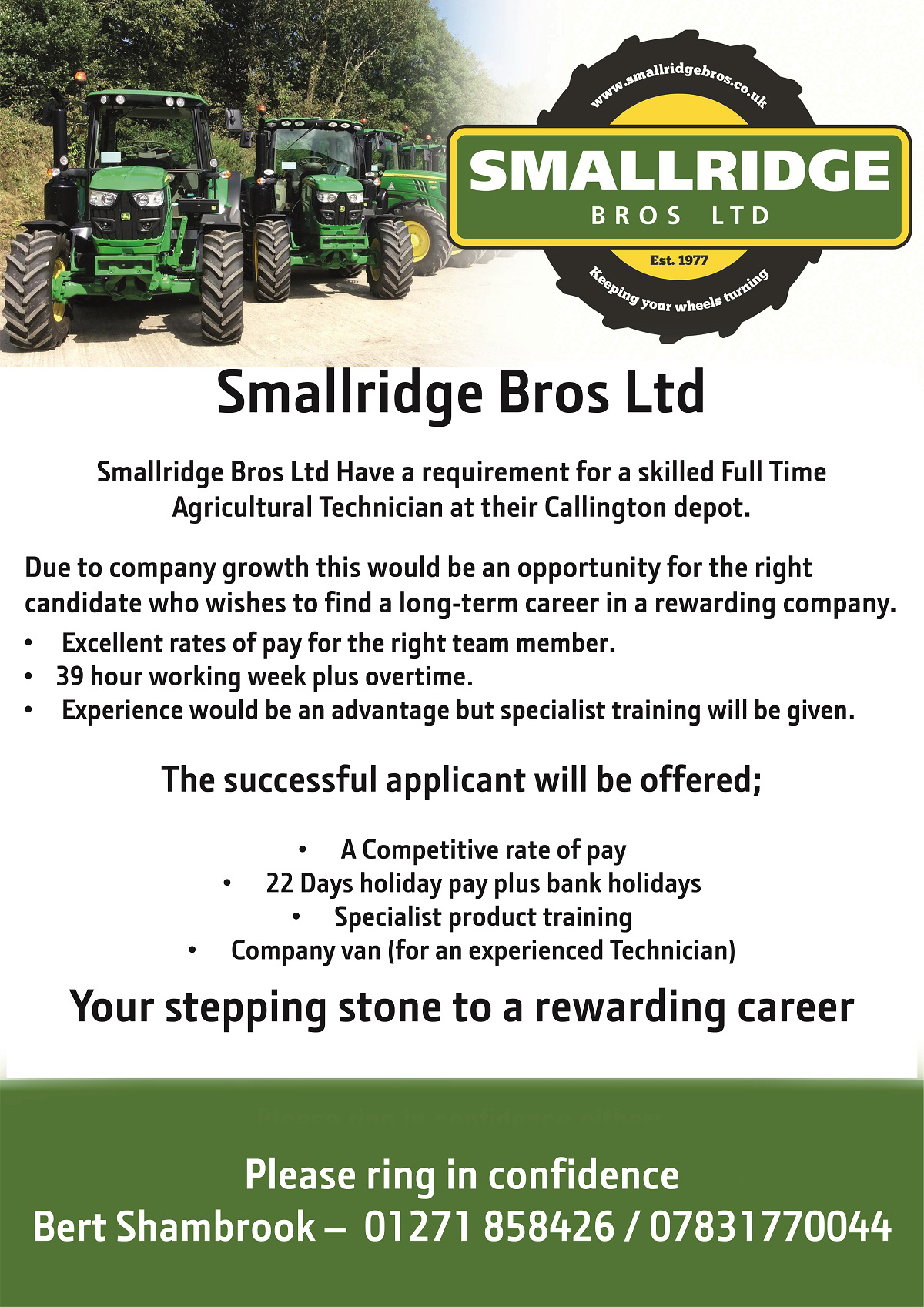 Callington Technician