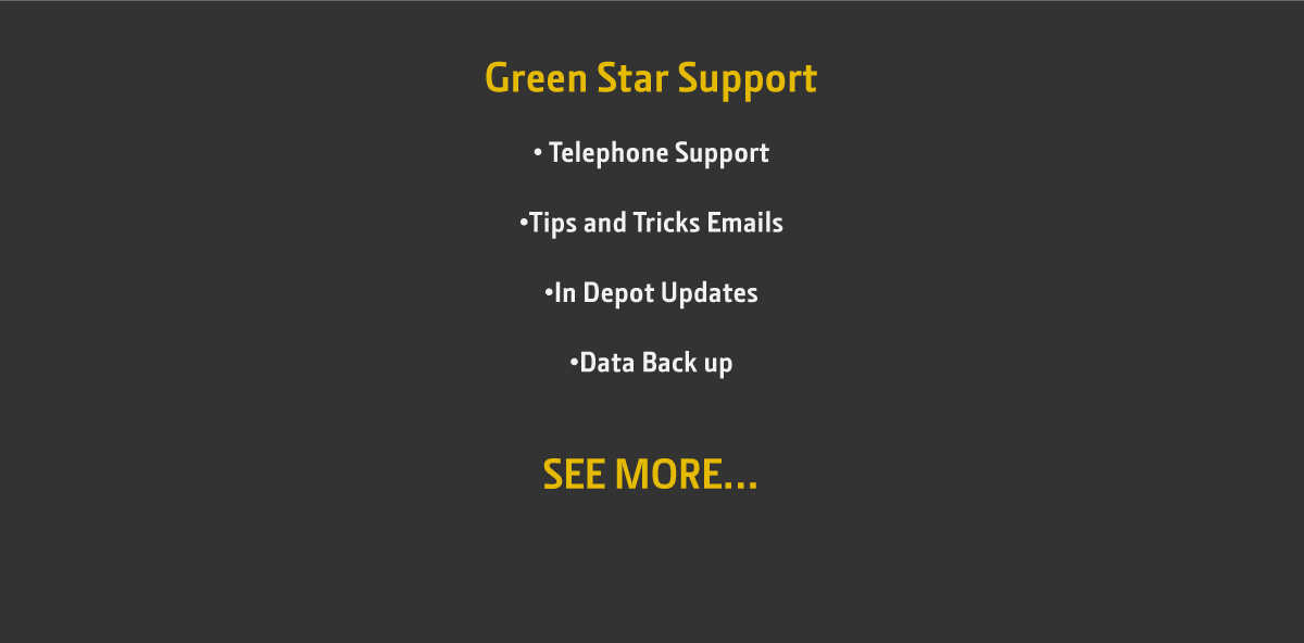 Green Star Support