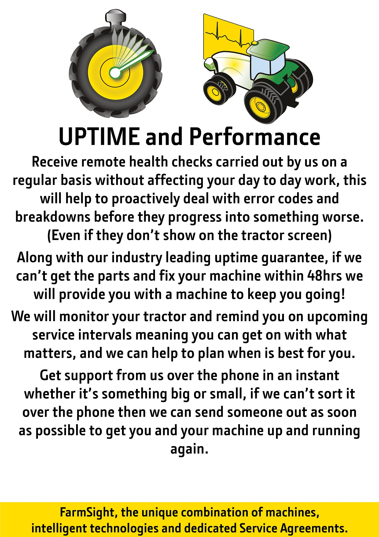 Uptime and Performance